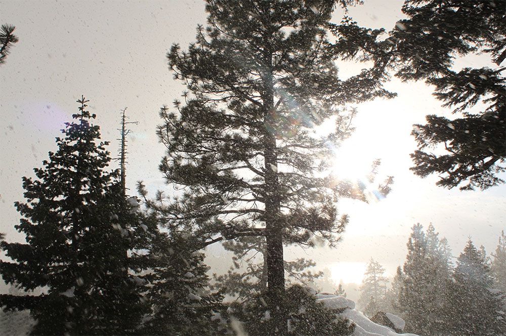 winter lake tahoe climate change